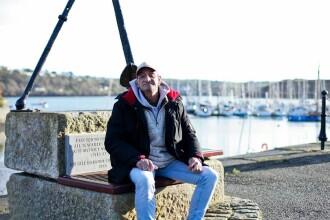 O postare pe Facebook i-a schimbat viata unui om al strazii. Ce s-a intamplat dupa 12 ani in care nu si-a mai vazut familia