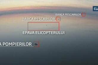 Imaginile surprinse de drona dupa tragedia de pe lacul Siutghiol, PUBLICATE. Un al doilea film, trimis la Bucuresti. VIDEO