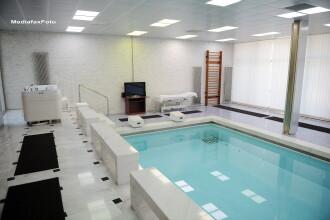Guvernul a dat Ministerului Muncii o vila RA-APPS cu piscina pentru