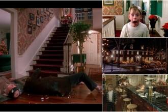 Cum arata acum casa lui Kevin McAllister din