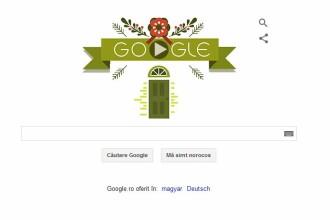 SARBATORI FERICITE! In ziua de Craciun, Google le ureaza utilizatorilor sai