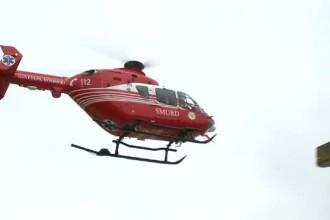 Elicopterele SMURD si-au reluat zborurile de salvare, dupa tragedia de la Siutghiol. Nu exista indicii ale unor erori tehnice