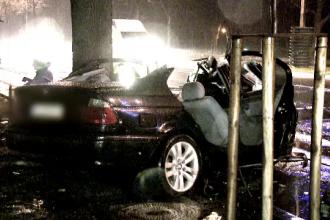 Accident terifiant petrecut in Bucuresti. Un tanar de 20 de ani a murit chiar sub ochii prietenilor sai