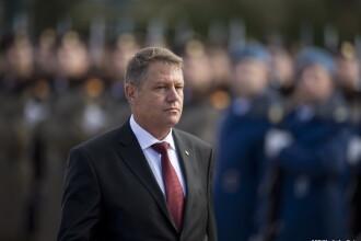 Presedintele Klaus Iohannis va sustine un mesaj in plenul reunit al Parlamentului, pe 9 februarie