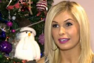 Ce raspunde aceasta blonda din Romania cand i se cere numarul de telefon in Poiana Brasov