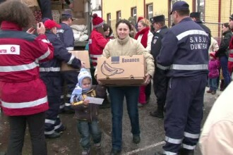 Peste 20.000 de copii sarmani s-au bucurat de Sarbatori datorita Germaniei: 17 TIR-uri cu dulciuri nemtesti