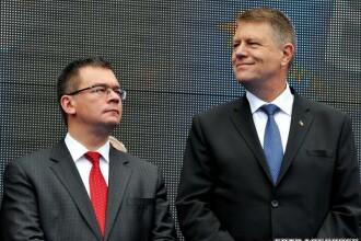 Ce au in comun Klaus Iohannis si MR Ungureanu, noul sau consilier: limba germana