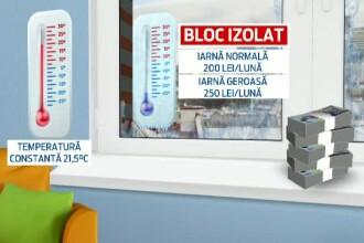Facturile pot creste si cu 50% in conditiile actuale de frig. Cum se incalzesc romanii in cele 3 zile de ger crunt