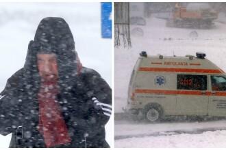Bilantul sumbru al ninsorilor: trei morti si momente de cosmar pentru cei blocati de zapada. LISTA drumurilor inchise