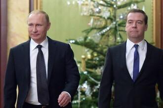 Mesajul transmis de Putin lui Obama de Anul Nou: Rusia si SUA au responsabilitatea asigurarii pacii la nivel mondial