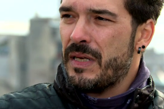 Adi Despot, martor la tragedia din Colectiv.