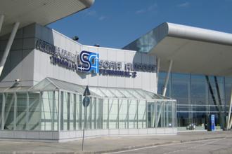 Alerta cu bomba de pe aeroportul din Sofia s-a dovedit a fi falsa. Nicio bomba nu a fost descoperita