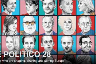 Politico: Laura Codruta Kövesi, pe lista celor 28 de personalitati care
