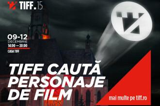 TIFF cauta clujeni care seamana cu personaje de film