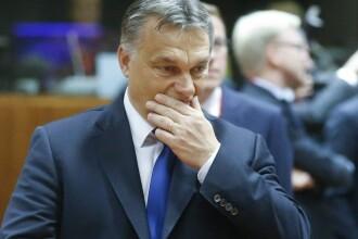 Viktor Orban: UE trebuie sa ridice un gard anti-migranti in Grecia. Bulgaria trebuie sa intre in Schengen