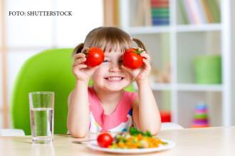 De cate calorii au de fapt nevoie copiii. Alimentele care nu trebuie sa lipseasca in nicio zi
