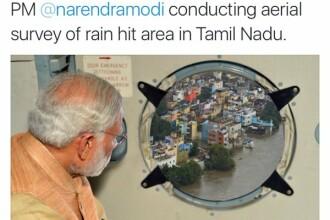 Premierul Indiei a ajuns victima Photoshop-ului. Gafa care l-a facut subiect de parodii pe Internet