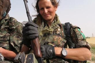 Un fost model din Canada s-a mutat in Siria ca sa lupte impotriva Statului Islamic. Dezvaluirile de pe campul de lupta