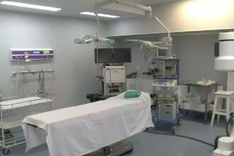 Exemplul pozitiv al unui spital renovat integral din fonduri UE. Masurile luate pentru a-i proteja pe pacienti de infectii