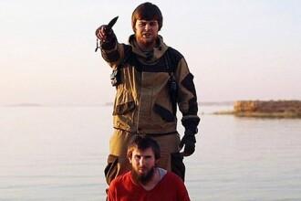 ISIS a decapitat 27 de luptători irakieni, prinşi într-o ambuscadă