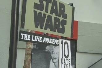 Fanii Star Wars din Los Angeles au format cozi pentru biletele puse in vanzare la premiera