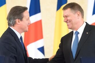 Romania va detine presedintia UE la data la care se va produce BREXIT-ul. Iohannis: