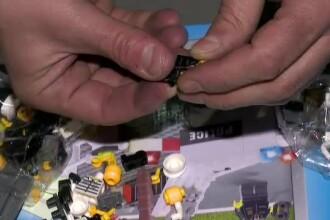 Pentru ei, omuletii Lego sunt o joaca in valoare de sute de mii de euro.
