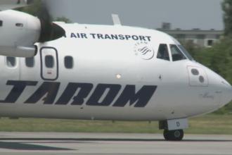 TAROM intarzie cu orele si risca tot mai mult in competitia cu companiile low-cost. Ryanair a anuntat prima cursa interna