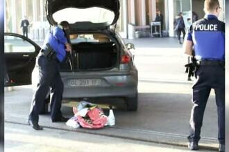 Alerta decretata in Elvetia, dupa amenintarea terorista de vineri. Zonele aglomerate, impanzite de politisti
