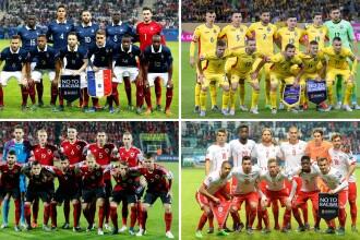 Romania deschide Euro 2016: Nationala joaca impotriva Frantei, Elvetiei si Albaniei. Programul meciurilor din Grupa A