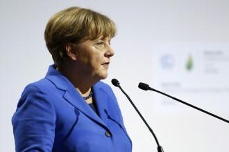 Angela Merkel cedeaza presiunilor. Anunta ca doreste sa reduca drastic numarul refugiatilor primiti in Germania