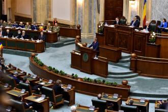 Legea bugetului pe 2016 a fost adoptata in Parlament pe articole. Cate amendamente au fost admise