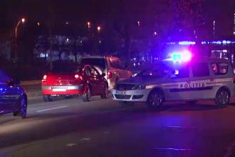 Politist ranit in trafic, in timp ce incerca sa opreasca un vitezoman. Explicatia data de soferul care l-a accidentat