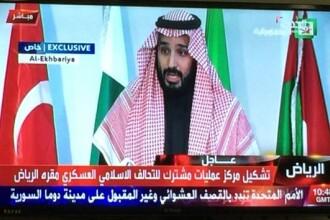 Arabia Saudita a anuntat crearea unei coalitii islamice antiteroriste din 34 de tari. Ce state se afla pe lista