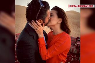 Eva Longoria s-a logodit cu iubitul ei, un om de afaceri mexican. Actrita a mai fost casatorita de doua ori