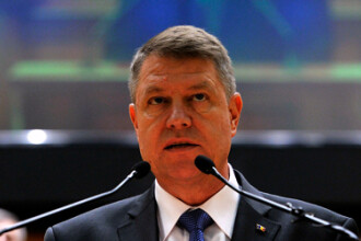 Klaus Iohannis, primul discurs in fata Parlamentului din 2016.