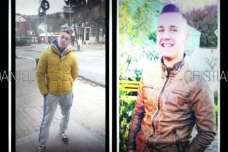 Cei doi tineri din Salaj care au murit intoxicati au fost inmormantati. Familia a presarat pe ultimul drum sute de petale