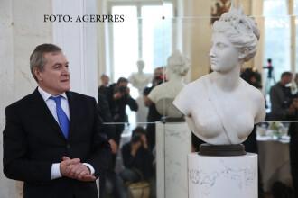 O statuie valorand un sfert de milion de euro a fost recuperata de statul polonez. Cui i-a apartinut bustul din marmura