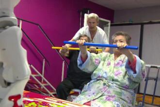 Robotul-medic din Star Wars exista deja intr-un spital din Belgia. Cum ii ajuta Cirius pe bolnavi