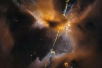 Unul din misterele Universului, dezvaluit de telescopul Hubble. Imagini neobisnuite surprinse in spatiu