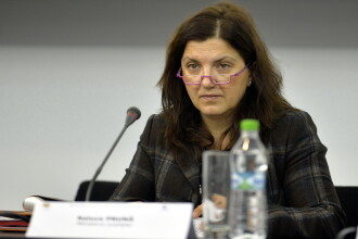 CSM, aviz negativ pentru abrogarea articolului despre detinuti-scriitori. Raluca Pruna: