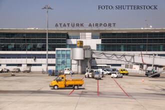 Explozie pe aeroportul din Istanbul. O femeie a fost ucisa si alta ranita , in urma deflagratiei