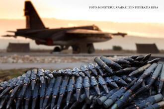 Rusia, acuzata de Amnesty International ca a ucis sute de civili in Siria.