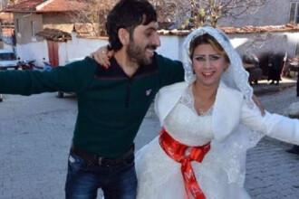 O refugiata sirianca e cautata de politia turca. Femeia s-a maritat cu mai multi barbati si a fugit cu cadourile