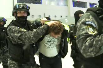 Un criminal de razboi cautat de Interpol a fost extradat din tara noastra. Unde l-au gasit politistii romani