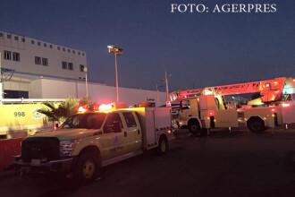 Incendiu devastator la un spital din Arabia Saudita. Sunt cel putin 25 de morti. VIDEO