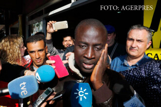 Un refugiat a castigat marele premiu la loteria de Craciun din Spania.