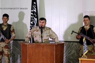 Unul dintre liderii rebelilor din Siria, ucis intr-un raid aerian. Ce tara sustine gruparea sa,