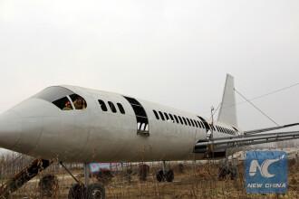 Un fermier analfabet a construit singur un avion urias, insa toti raman surprinsi cand afla ce este inauntru