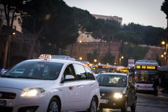 Noi masuri anti-poluare in Italia: masinile vor circula cu o viteza de 20 km/ora in marile orase